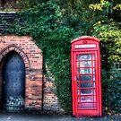 The Great British Telephone Box by Ann Garrett