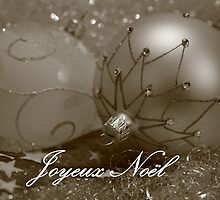 Christmas Card 1 (French) by Jan Vinclair
