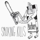 Smoking Kills by ijko