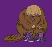 Bieber Beaver by killerpeapods