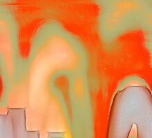 textured : fractured by Benedikt Amrhein