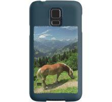 Horse at Kristberg (iPhone case) Samsung Galaxy Case/Skin
