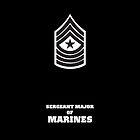 USMC E9 SgtMaj BW by Sinubis