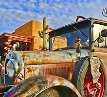 Old Trucks Never Die I by HDTaylor