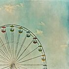 August - County Fair by Michelle Anderson