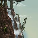 Waterfall by Stephen Renn