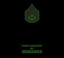 USMC E6 SSgt BG by Sinubis
