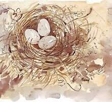 Eggs with a conscience by Maree  Clarkson