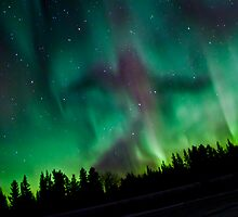Spirits of the Northern Sky by peaceofthenorth