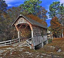 Poole's Covered Bridge by RickDavis