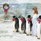 Seasons Greetings by Trudi's Images