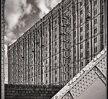 Tobacco Warehouse by Peter Ackers