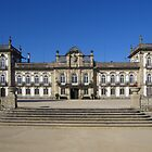 Palace of Brejoeira . Monção by Emazevedo