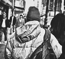 Backpack Stalking by Chris Gachot