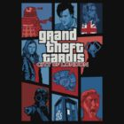 Grand Theft Tardis - City of London by nikholmes