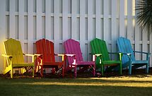 Beach Chairs by Paulette1021