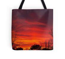 Nebulous Skies Tote Bag