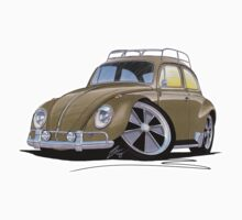 VW Beetle (Custom G) by Richard Yeomans