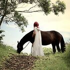 A Runaway Horse by ~ Ademac