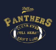 Dillon Panthers by Faniseto