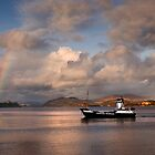 Last Ferry to Lismore by Lorraine Parramore