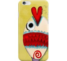 Eat me up  iPhone Case/Skin