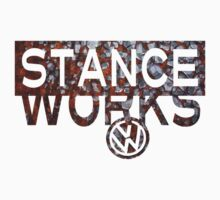 Stance Works VW RUST by Benjamin Whealing