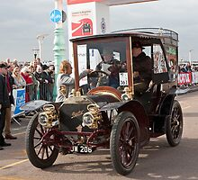 Berliet 1903 by Keith Larby