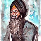 Bhai Fauja Singh Jee by Iminder Singh