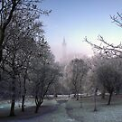 Kelvingrove Winter (2) by Karl Williams