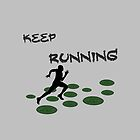 Keep running by GiorgosPa