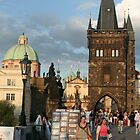 Prague by Ilan Cohen
