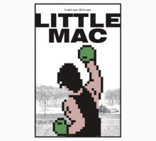 Punch-Out - Little Mac Rocky Poster by TGIGreeny