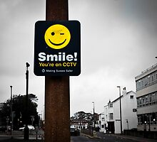 Smile by Patrick Metzdorf