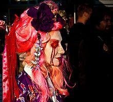 Dead Geisha by Patrick Metzdorf