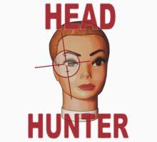head hunter by IanByfordArt
