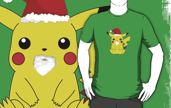 Christmas Pika  by PopCultFanatics