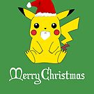 Christmas Pika ( Greeting Card &amp; Postcard ) by PopCultFanatics
