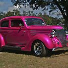 1936 Ford Tudor Sedan by Mike Capone