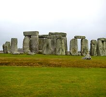 Stone Henge by Willy06