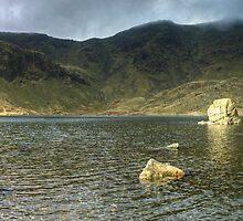 Levers Water, The English Lake District by VoluntaryRanger