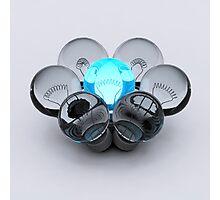Group of Bulbs Photographic Print