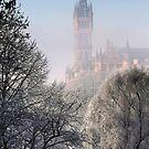 Kelvingrove Winter (3) by Karl Williams
