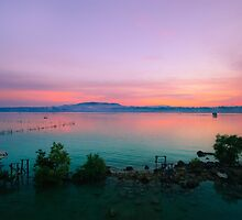 Tagbilaran Sunset 2.0 by Yhun Suarez