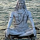 Lord Shiva by Harry Oldmeadow