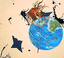 Out of Space in the 2nd World by Chantel Schott