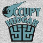 Occupy Midgar by DJSev