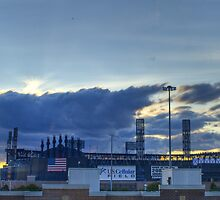 US Cellular Field (Chicago White Sox) by Bryan Fujiwara