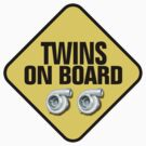 Twins on Board - Twin Turbo by avdesigns