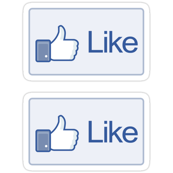 Facebook Like Button by avdesigns